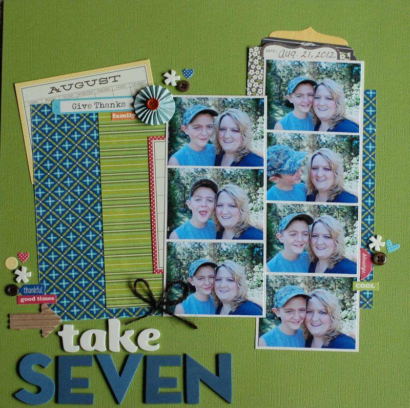Take seven